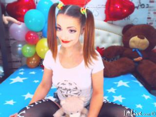 My Age Is 19 Yrs Old And I'm A Live Webcam Irresistible Bimbo! My ImLive Name Is LexiKiss