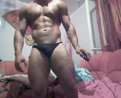 Guy Alone (Gay) - hotmuscles22
